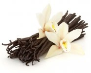 Fragrant vanilla!