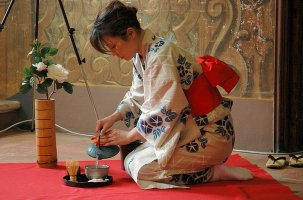 Secrets of tea ceremony in China