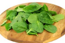 Spinach is a vegetable?