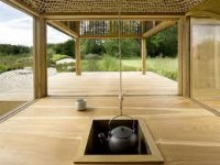 Space for the tea ceremony