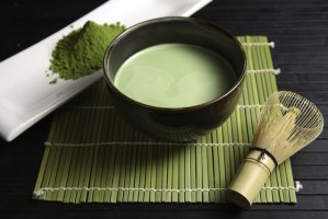 Milky green tea Matcha