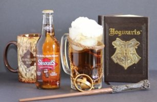 Top 7 RECIPES butterbeer
